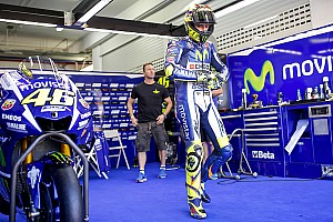 "MotoGP Breaking news Schwantz: ""Rossi was in trouble even without grid penalty"""