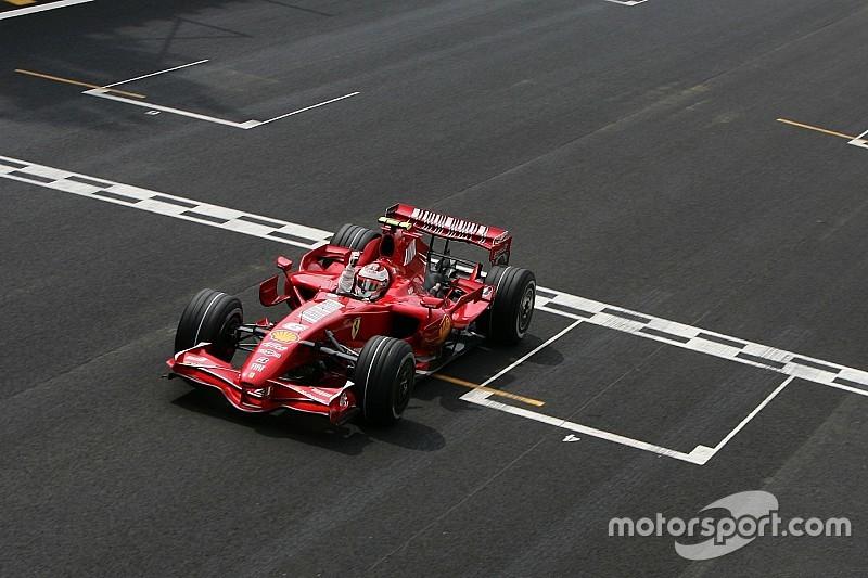 Interlagos 2007 - Le sacre inattendu de Kimi Räikkönen