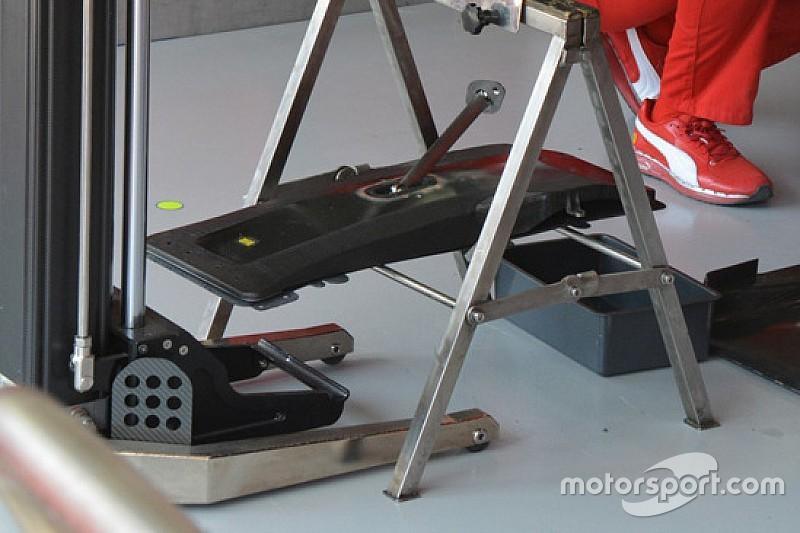 """Ferrari: c'è la """"balestra"""" in carbonio nel T-Tray!"""