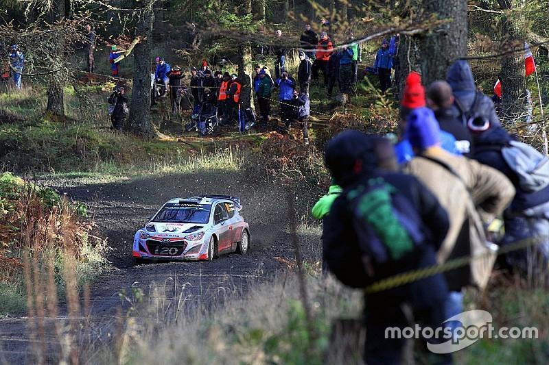 Neuville repartira en Rallye 2, Latvala devrait faire de même