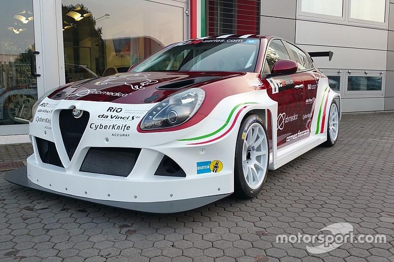 Alfa Romeo präsentiert neuen TCR-Tourenwagen