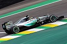 Mercedes s'inquiète de la sécurité autour des règles 2017
