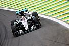 Hamilton lideró la práctica 3 en Interlagos