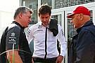 Toto Wolff Q&A: 'Twee motoren schadelijk voor F1'