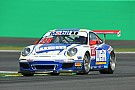 Mallo se luce en su inicio en la Porsche GT3 Cup Challenge