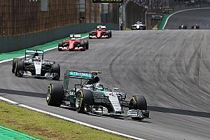 Formule 1 Résumé de course Hamilton -