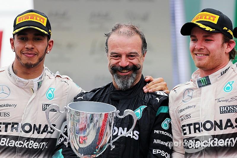 Mercedes says Hamilton/Rosberg strength reminiscent of Senna/Prost
