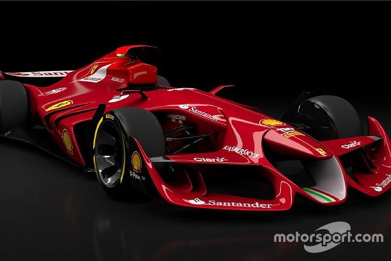Confira Carro Conceito De F 243 Rmula 1 Da Ferrari Em Simulador