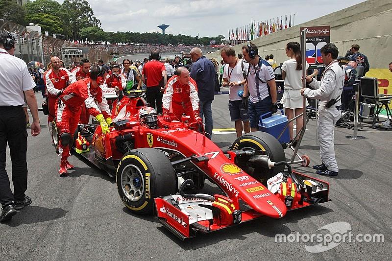 Test Pirelli: la Ferrari schiera Vettel e Raikkoen