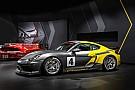 Porsche Cayman GT4 Clubsport: bloedsnelle racer klaar voor het circuit