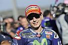 Lorenzo no estará en la Carrera de Campeones