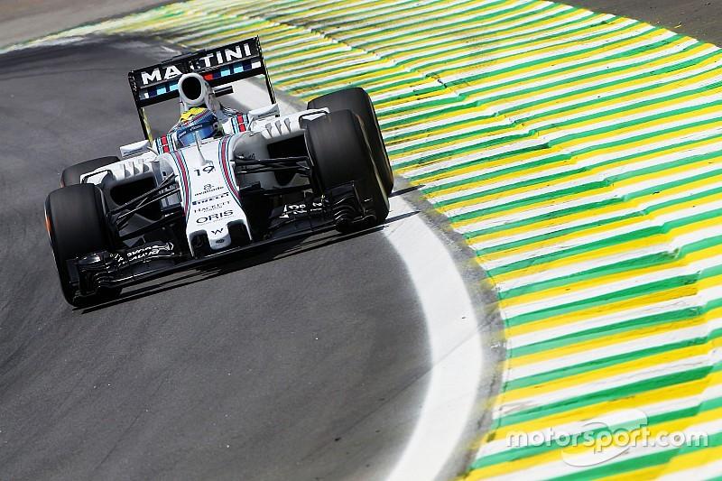 فريق ويليامز يسحب استئنافه من قرار إقصاء ماسا من سباق البرازيل