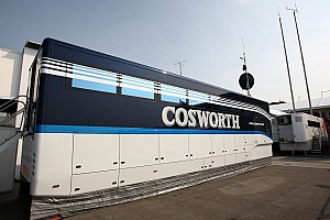 Formula 1 Breaking news Cosworth rules out applying for F1 engine tender