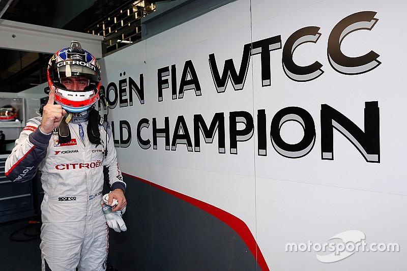 López dice que es poco probable que siga en Citroën después de 2016