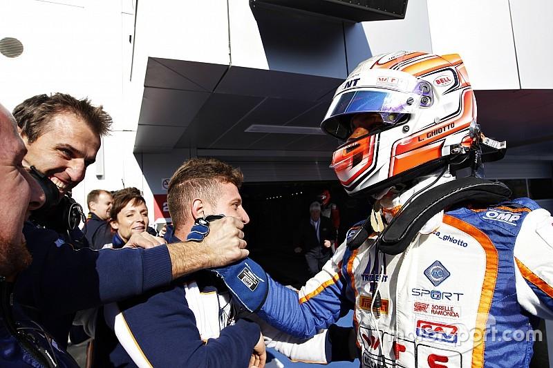 Ghiotto de beste in Bahrein: GP3-titel pas in Abu Dhabi beslist