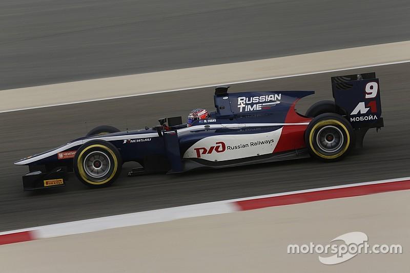 Mitch Evans conquista Gara 2 in Bahrain