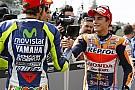 Marquez quer paz com Rossi: