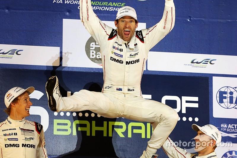 """Mark Webber nach """"nervenaufreibendem"""" Titelgewinn erleichtert"""