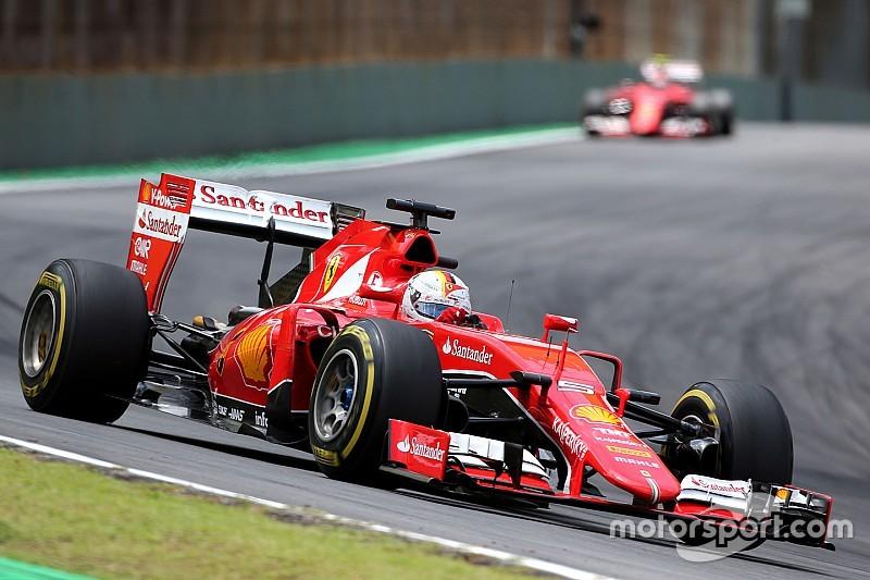 Ferrari - Impératif de devancer Mercedes en 2016