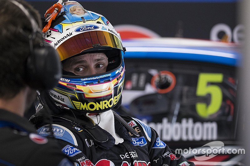 "Winterbottom ""proud"" of Phillip Island effort"