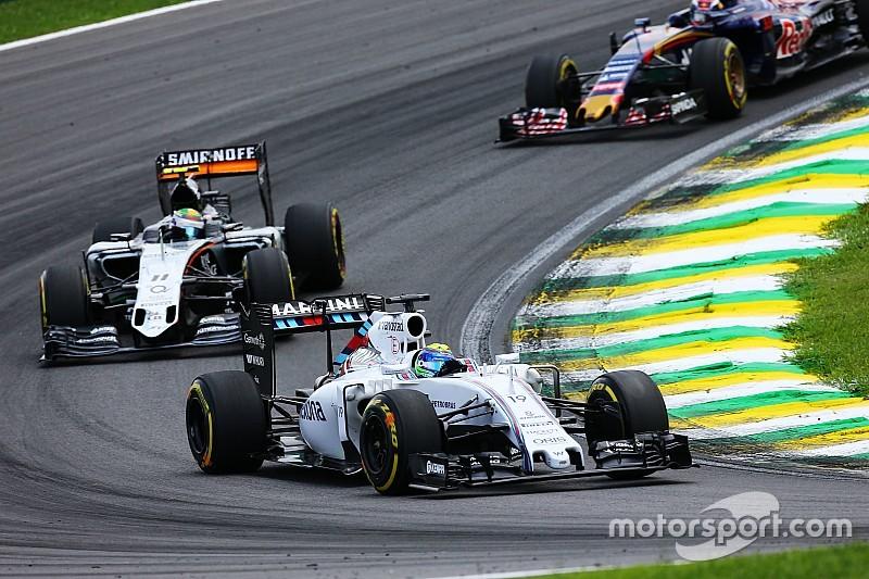 Massa quiere renovar con Williams
