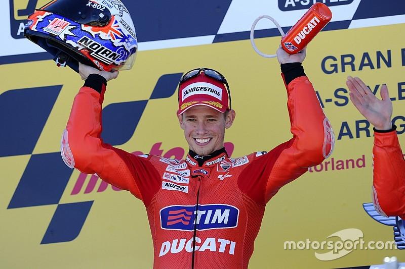 Opinión: ¿Por qué el regreso de Casey Stoner es justo lo que MotoGP necesita?