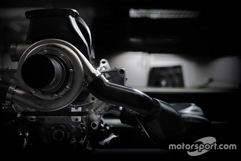 RML kan 'binnen acht maanden' F1-klantenmotor leveren