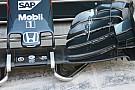 McLaren: flap a corda maggiorata sull'ala anteriore