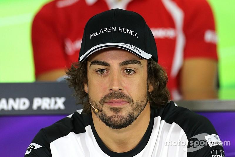 """El difícil 2015 era """"necesario"""" para Alonso"""