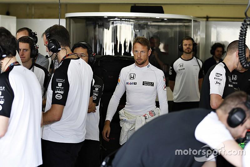 """Button: """"Alonso compagno più tosto di Hamilton"""""""