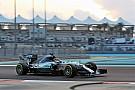 Hamilton no hizo el mejor uso de sus neumáticos