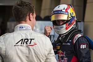 FIA F2 Отчет о квалификации Гасли выиграл финальный поул сезона