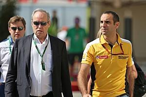 Формула 1 Новость Renault раскроет свои планы на следующей неделе