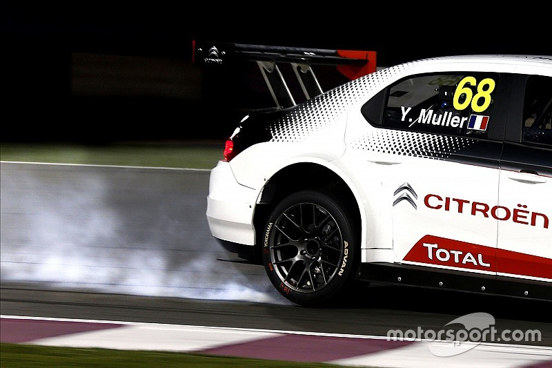 Qatar WTCC: Muller wins final race after Filippi collision