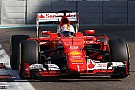 Ferrari: quattro gettoni spesi in combustione al banco