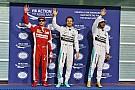 Rosberg extiende su seguidilla de poles y Pérez saldrá cuarto