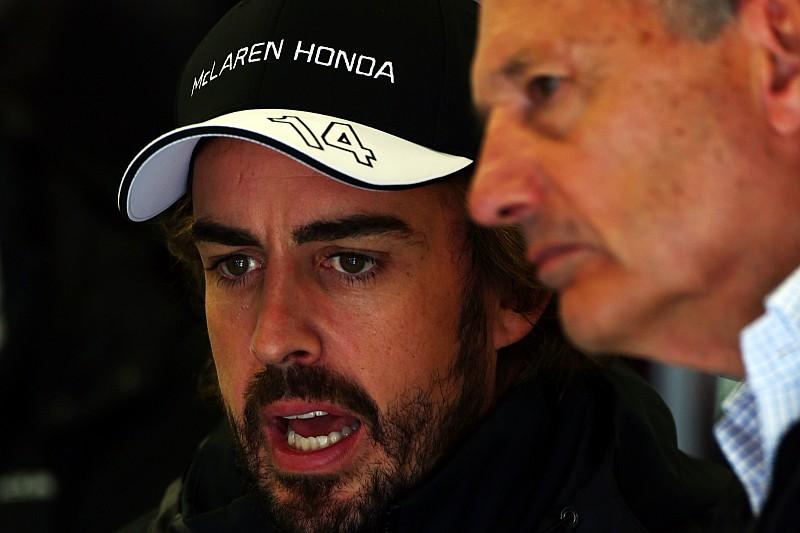 """Alonso admite que habló de un año sabático como una idea """"loca"""""""