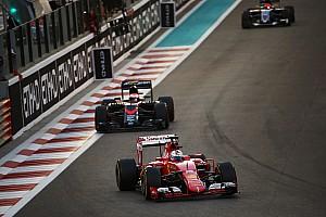 F1 Noticias de última hora Vettel apunta que no quieren ser perdedores en 2016