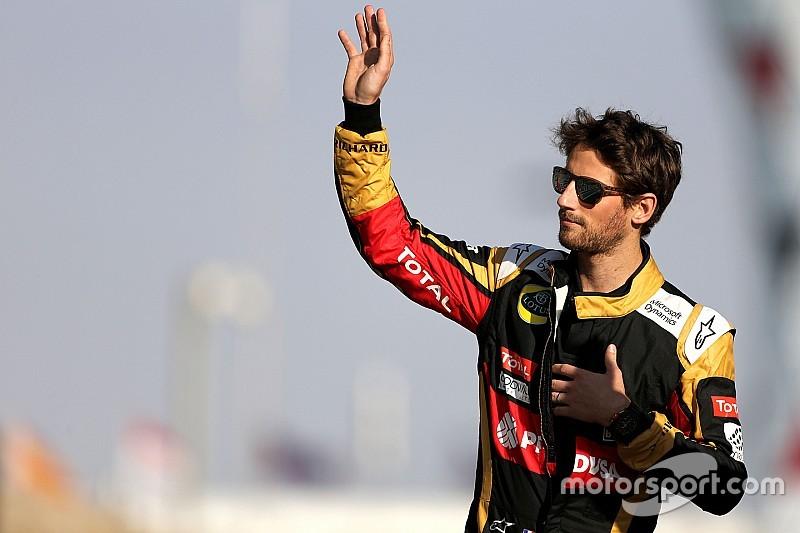 """Grosjean - """"Ma meilleure saison en Formule 1"""""""