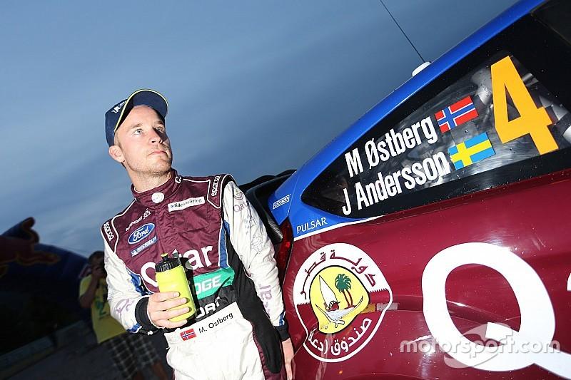 马特·奥斯伯格重返M-Sport!