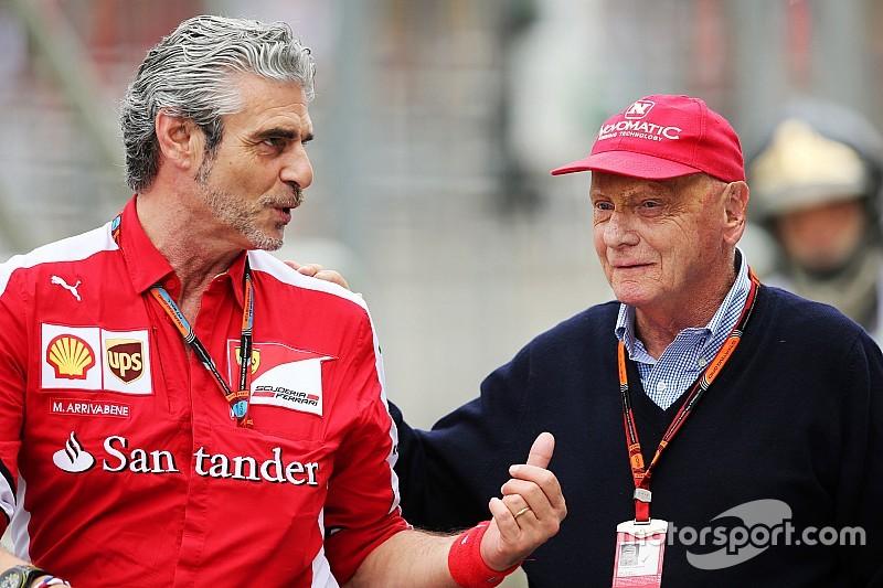 """Wolff: """"Ferrari-Haas? Si sono meritati un vantaggio"""""""