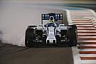 Nieuwe Williams verschilt 'significant' van 2015-bolide