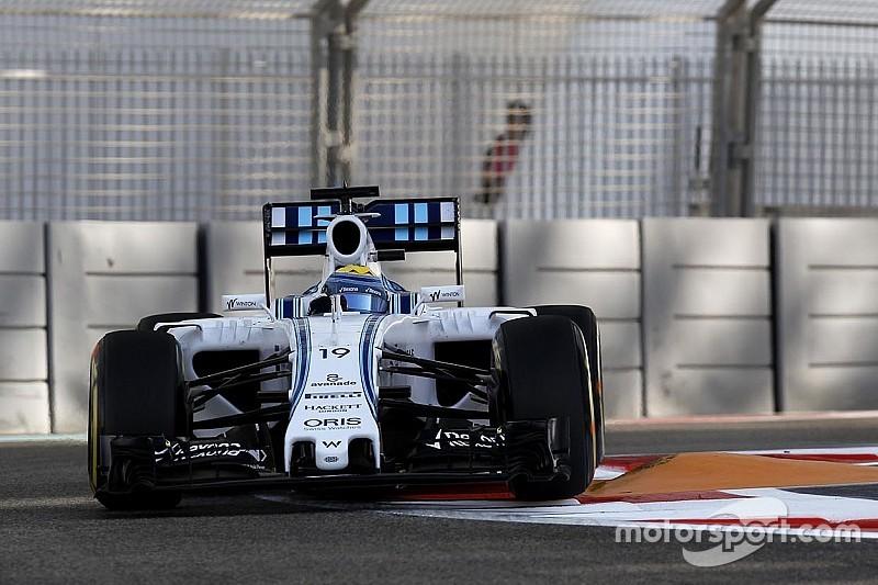 "Williams promete carro ""bastante diferente"" para 2016"