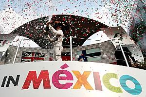 """2016年F1赛历最终版:墨西哥仍与美国""""背靠背"""""""