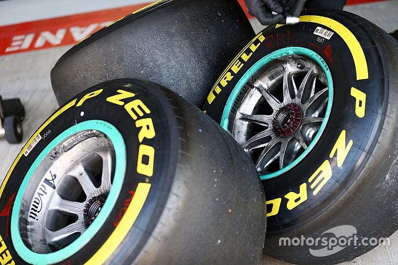 Pirelli erklärt neues Reifenreglement