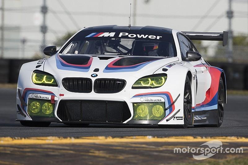 BMW confirma su alineación para IMSA