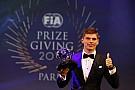 Verstappen scoort drie FIA-prijzen