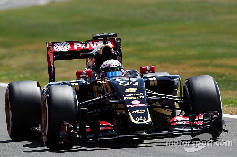 Lotus 'helemaal niet blij' met zesde plaats