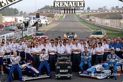Renault en F1 - 1989-1997 : Les années V10