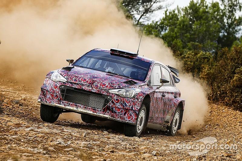 """Nandan: """"Pronti a svelare la i20 WRC"""""""